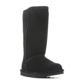 BearPaw Elle Tall Jr 1963W-011 Crne cipele crno mornarsko plava 2