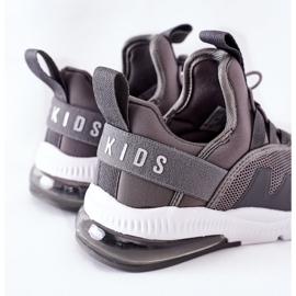 Dječje sportske cipele Tenisice ABCKIDS Siva 4