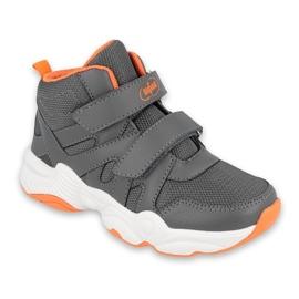 Befado dječje cipele 516X050 naranča siva 1