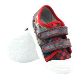 Befado dječje cipele, tenisice, papuče 907p093 crvena siva 3